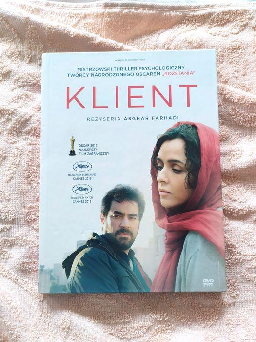 Film DVD Klient - Asghar Farhadi [z książką] Stargard - image 1