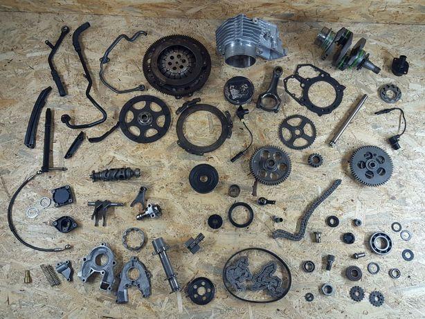 R1200 R1200r 05-10r tuleja cylinder sprzeglo wal wodzik korbowod tlok