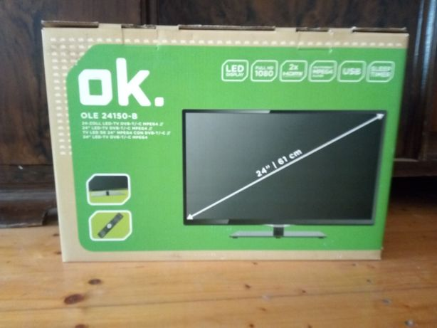 Telewizor OK 24 cale
