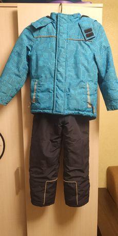 Зимний костюм ,куртка,штаны Тополино 116