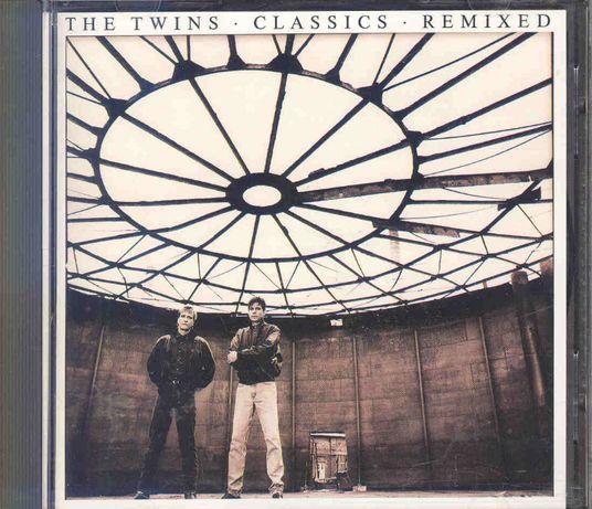 CD The Twins - Classics Remixed (1991)