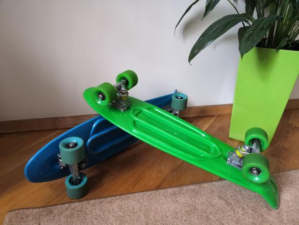 Penny Board (синій і зелений)