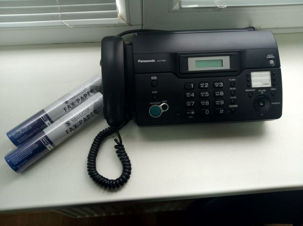 Продам телефон/факс Panasoniс KX-FT 934