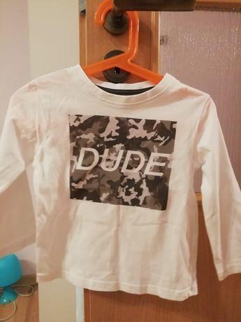 Bluzeczka dla chłopca Primark rozmiar 98