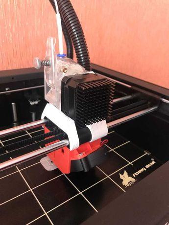 Ремонт, настройка доработка 3D принтеров