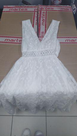 Piękna letnia sukienka