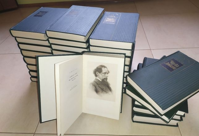 Чарльз Диккенз собрание сочинений в 30 томах.
