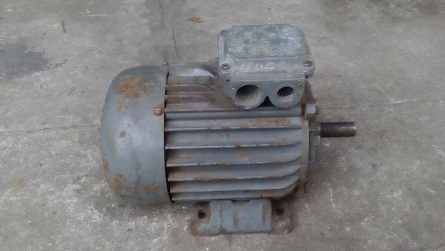 Silnik Elektryczny 1,5 kw 1420 obr 380/220V