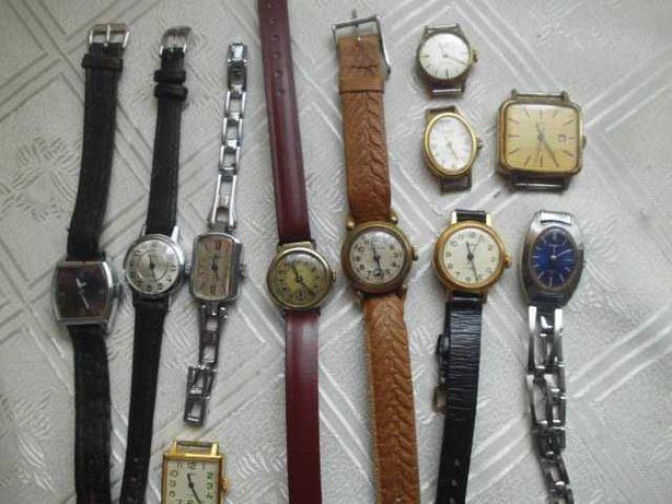 Zamienię 11 szt zegarków damskich na zegarek kieszonkowy