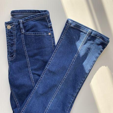 Spodnie jeansowe vintage oldschool rozmiar XS/S