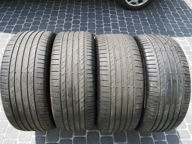 Opony Continental ContiSportContact 5 - 285/45/20 - 2016R