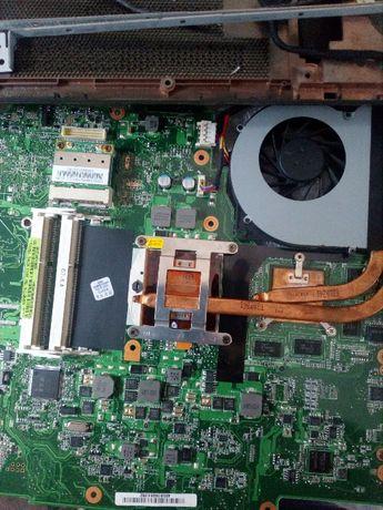 Portáteis para peças: Toshiba , HP ...