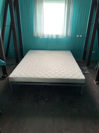 Кровать двухспальная 2000 на 1600 см