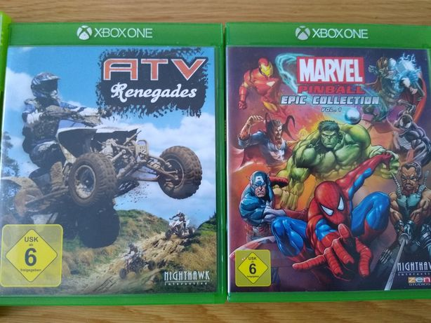 Gra Xbox one Marvel Pinball Epic Collection