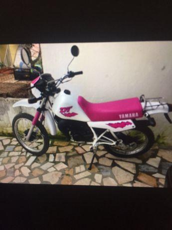 Yamaha dt50toda de origem restaurada deA aZ