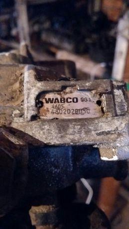 Кран ebs wabco 4802028050 Daf xf cf Розборка Шрот Man Renault