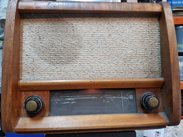 Radio lampowe rzadko spotykane Diora NOTEĆ, PIONIER I.
