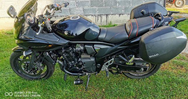 Suzuki bandit gsf 650s a2