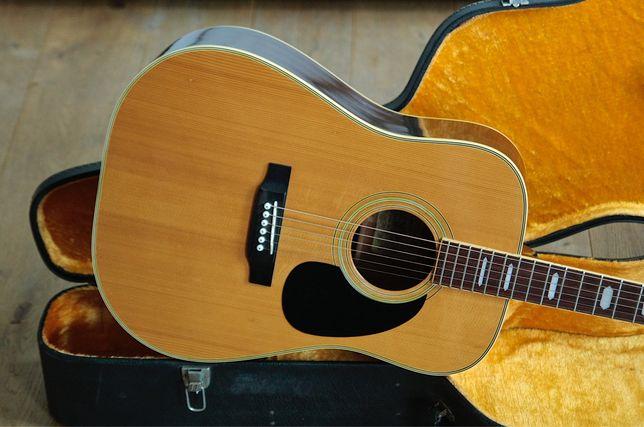 Gitara akustyczna SPLENDOR W250 MIJ Japan