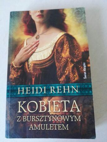 Heidi Rehn- Kobieta z burszynowym amuletem