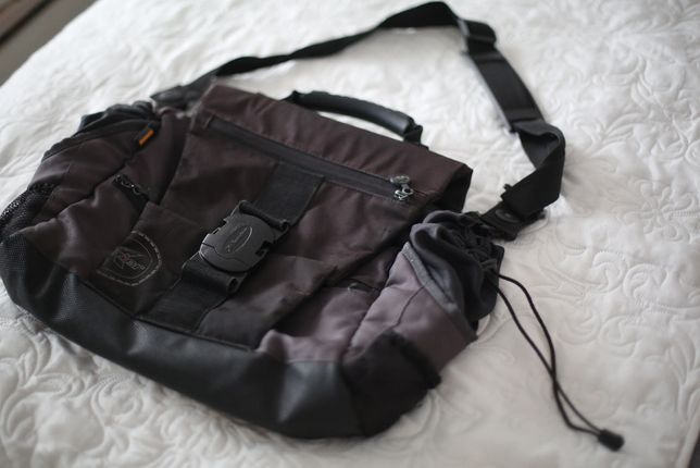 torba do wózka x-lander szara czarna