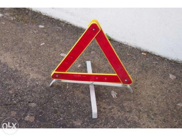 Triangulo de Pré-sinalização