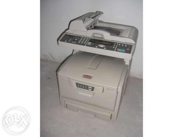 115Fax, Scanner, Copiadora, Impressora