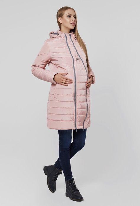 Куртка 3 в 1 зимняя  для беременных и слингоношения Киев - изображение 1