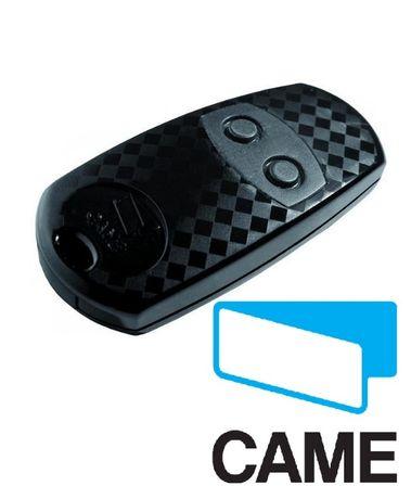 Двухканальный пульт CAME 432EV для ворот 2 автоматика брелок електроні