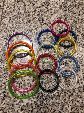 Pulseiras/aneis/colares