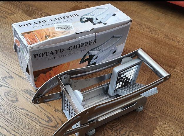 Máquina de corte de batatas em palitos