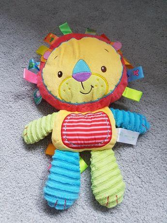 Sensoryczna zabawka pluszak dla dziecka