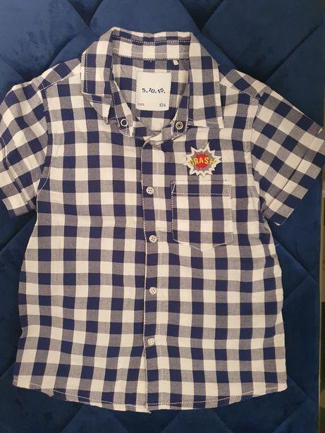Koszula w kratkę 51015