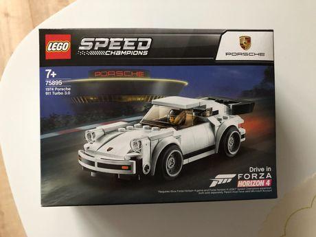Lego Speed Champions Porsche 911 Turbo. Nowe, nieuzywane.