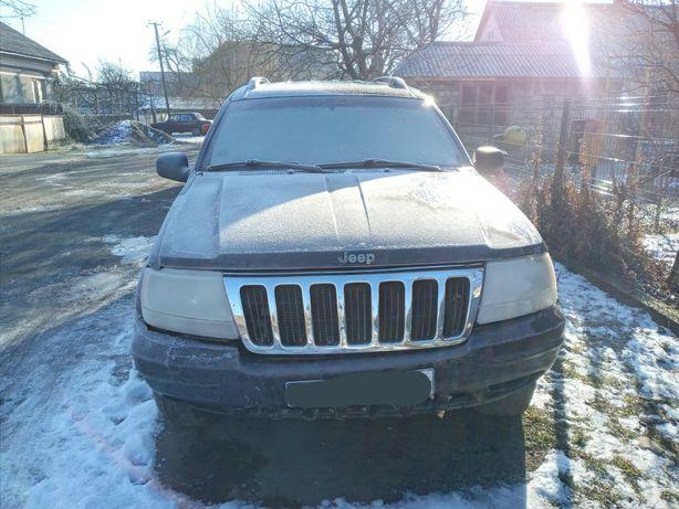 Разборка запчасти шрот Jeep Grand Cherokee зеркало фара фонарь крыло