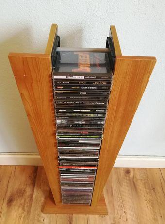 Estante/torre para CDs