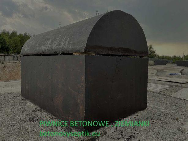Piwnica piwnice betonowe ziemianki piwnice ogrodowe Producent Suwałki