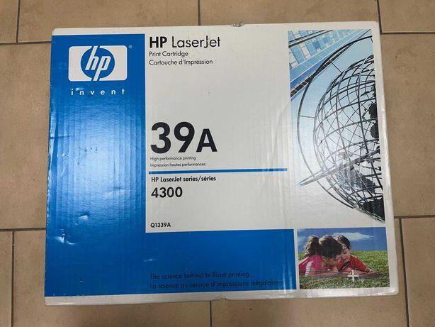 Toner HP 39A Q1339A black 18000str. - Oryginalny