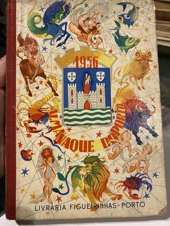 Almanaque porto livraria figueirinhas