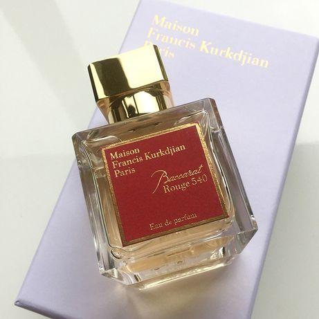 70 мл, Maison francis kurkdjian baccarat rouge 540