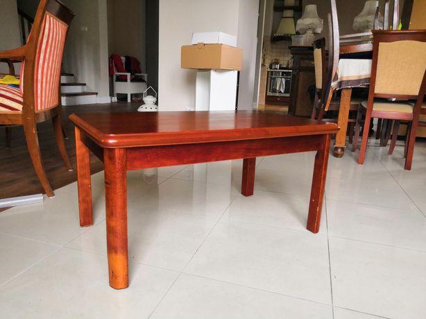 Ława, stolik drewniany kawowy