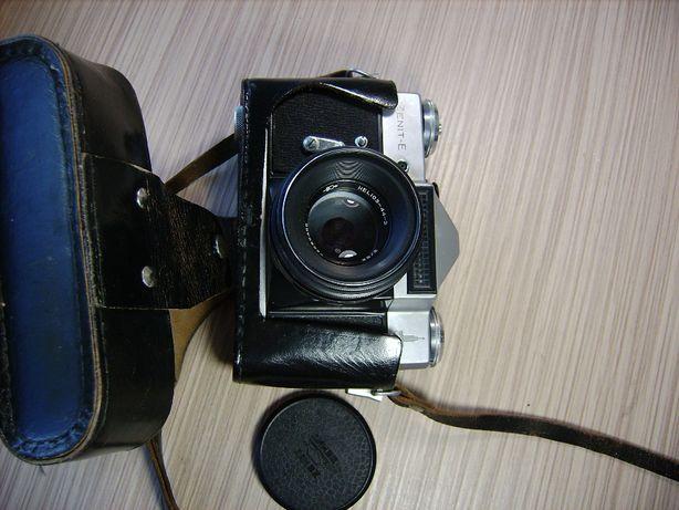 фотоаппарат зенит-е с гелиосом