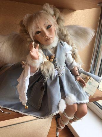 (-1,3к sale)Фарфоровая Кукла Коллекционная MontedragoneDollCollection
