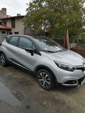 Renault captur 2017r 1.5d navi tablet okazja