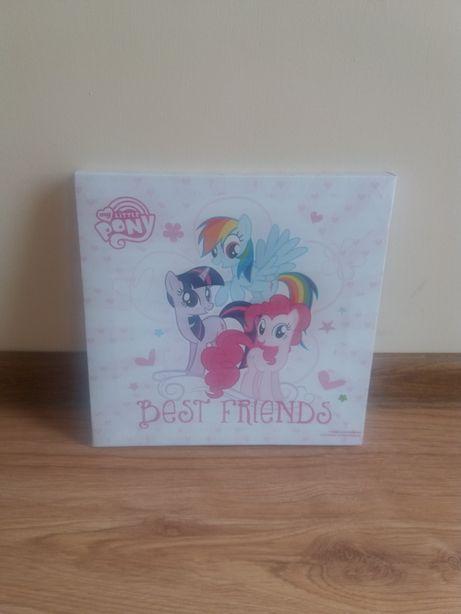 Obrazek na ścianę My little pony