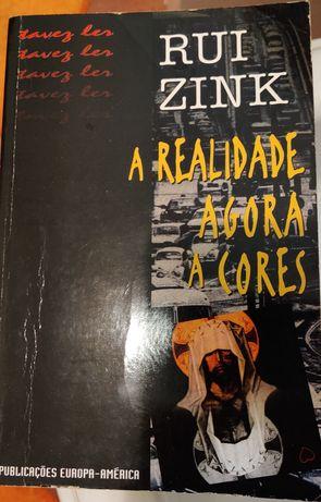 Rui Zink - A realidade agora a cores