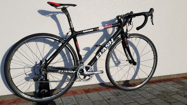Rower Full CARBON r.52 pełna ULTEGRA