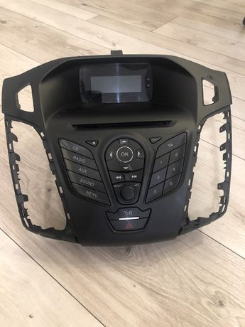 Radio samochodowe FORD FOCUS MK3