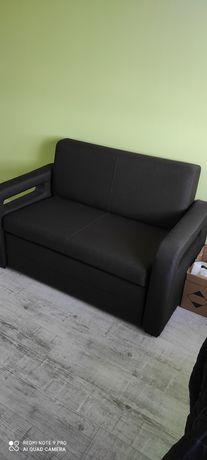 Sofa rozkładana dwuosobowa z gwarancją