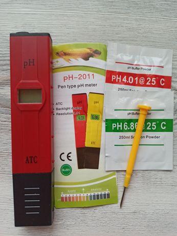 Ph метр цифровой для жидкостей точность 0.01
